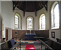 TL7061 : St Mary, Ashley - Chancel by John Salmon