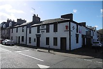 NS5225 : The Corner Bar, Catrine by Richard Webb
