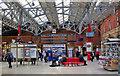 TQ2782 : Marylebone station, concourse 2011 by Ben Brooksbank