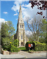 TQ2886 : St Anne's Church by Des Blenkinsopp
