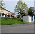 ST2986 : Northern end of Dickens Drive, Gaer, Newport by Jaggery