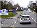 NH6644 : Glenurquhart Road (A82) by David Dixon