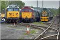 SD7910 : Preserved Diesel Locomotives at Buckley Wells by David Dixon