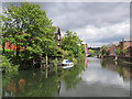 TG2309 : Norwich: a view from Quayside by John Sutton