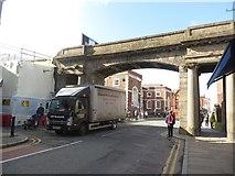 SJ4066 : Northgate, Chester city walls by Graham Robson