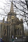 TQ3386 : Abney Park Cemetery - Mortuary Chapel by N Chadwick