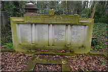 TQ3386 : Abney Park Cemetery - Stoke Newington Civilian War Memorial by N Chadwick