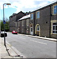 ST1368 : Southeast part of Hunter Street, Barry by Jaggery