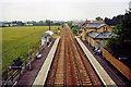 TL3745 : Meldreth station, 2000 by Ben Brooksbank