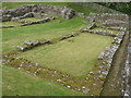 NY6366 : Poltross Burn Milecastle by G Laird