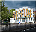 """TQ3284 : Former """"New Crown"""" public house, Canonbury by Julian Osley"""