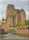SJ3589 : Liverpool Cathedral by Chris Morgan