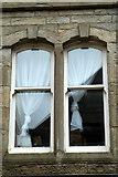 HU4741 : Windows, Commercial Street, Lerwick by Mike Pennington