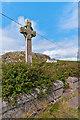 NM2824 : Duke of Argyll's Cross by Ian Capper
