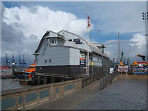 TM2532 : Lifeboat Station, Harwich by JThomas