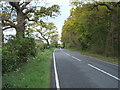 TM1930 : Wrabness Road (B1352) by JThomas