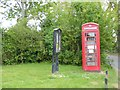 TM2351 : New uses for an old telephone box by Oliver Dixon