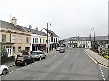 J4569 : The northern end of Killinchy Street, Comber by Eric Jones