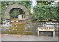 SJ7587 : Archway, Devisdale Road by Richard Sutcliffe