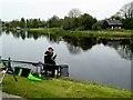 H2344 : Angler, Enniskillen (1) by Kenneth  Allen