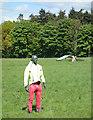 SU8475 : Zombie Scarecrow by Des Blenkinsopp