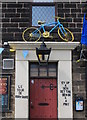 SK2796 : The Castle Inn, Bolsterstone by Dave Pickersgill