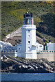 SW8431 : Cornwall : St Anthony's Lighthouse by Lewis Clarke
