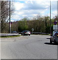ST3091 : Towards the A4042 at the northern edge of Newport by Jaggery