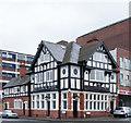 SP0688 : Former public house, Well Street, Birmingham by Julian Osley