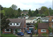 TM1542 : Houses and park homes, Maidenhall by JThomas