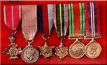 V6746 : Dress Medals by kevin higgins