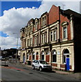 ST1368 : Cadoxton Conservative Club & Institute, Barry by Jaggery