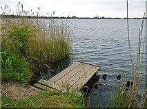 TA0423 : Pelican Pond, Barton-upon-Humber, Lincolnshire by Bernard Sharp