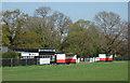 SU9967 : Virginia Water Football Club by Des Blenkinsopp