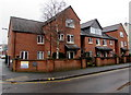 SO5039 : Watkins Court, Hereford by Jaggery
