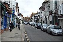 TQ9220 : High St, Rye by N Chadwick