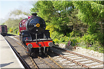 SD8022 : Running round at Rawtenstall by Stephen McKay