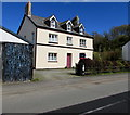 SN9347 : Former small hotel in Llangammarch Wells  by Jaggery