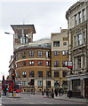 TQ3183 : Angel Square, Islington by Julian Osley