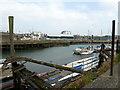 TM1643 : River Orwell, Ipswich by PAUL FARMER