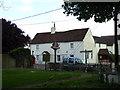 TL9121 : Easthorpe Village Sign by PAUL FARMER