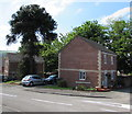 SO8304 : Monkey Puzzle Close, Ebley, Stroud  by Jaggery