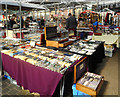 TQ3381 : The Knives Are Out at Spitalfields Market by Des Blenkinsopp