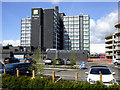 NS4766 : Holiday Inn at Glasgow Airport by Thomas Nugent