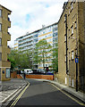 TQ2878 : Gilbert House, Churchill Gardens Estate by Julian Osley