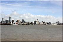 SJ3290 : Liverpool Skyline by Jeff Buck