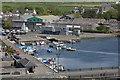 SC2667 : Inner harbour at Castletown by Richard Hoare