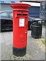 SP0981 : Elizabeth II postbox on Cole Valley Road by JThomas