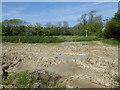 SU1589 : Pipeline works near Blunsdon by Vieve Forward