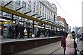 SJ8498 : Market Street Metrolink Station by N Chadwick